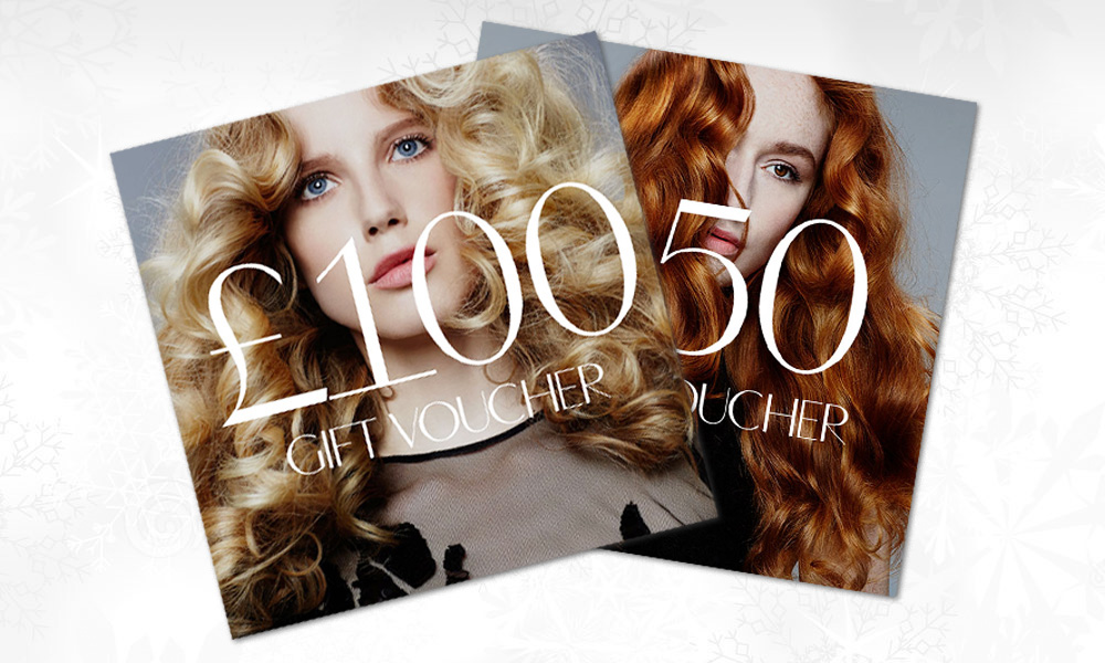hair salon gift vouchers