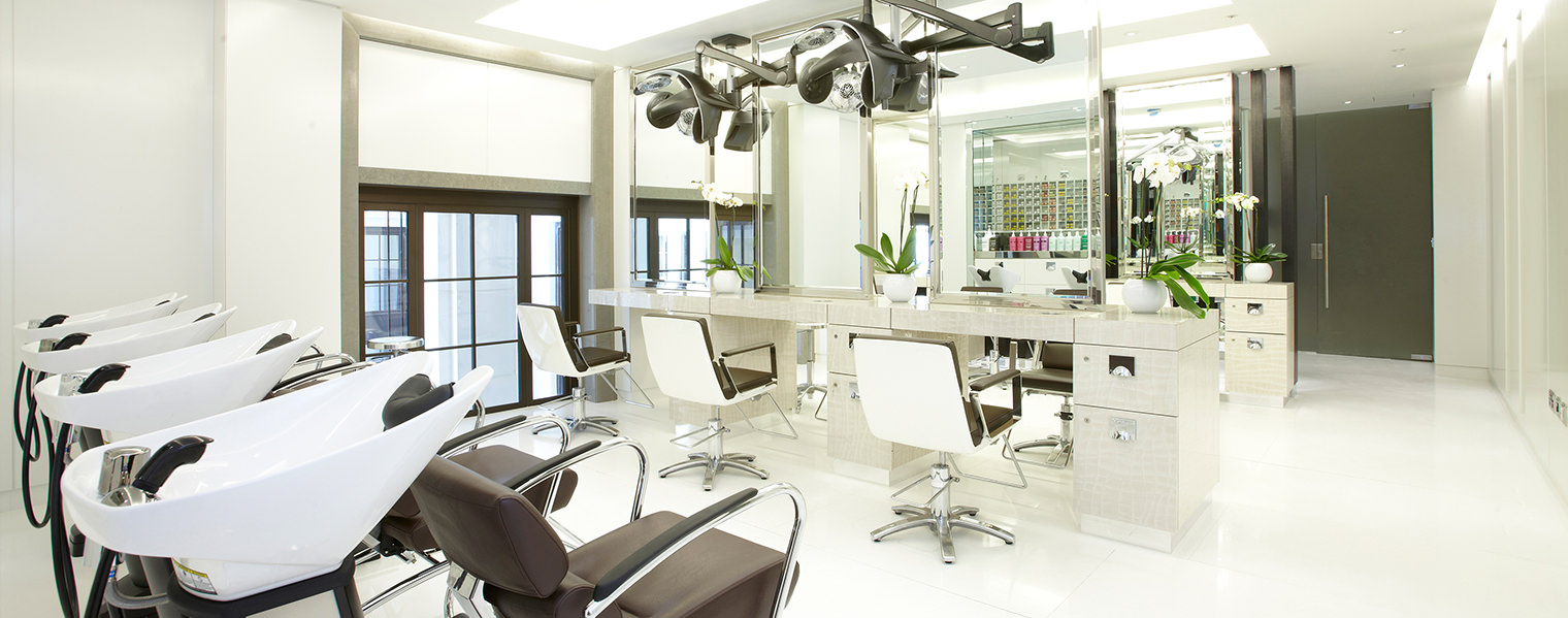 corinthia hotel hair salon london