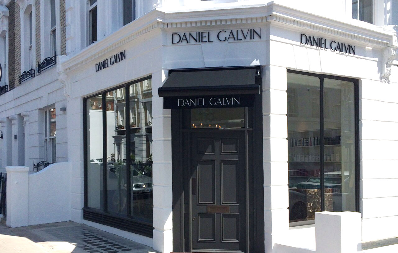 daniel galvin kensington hairdressing salon