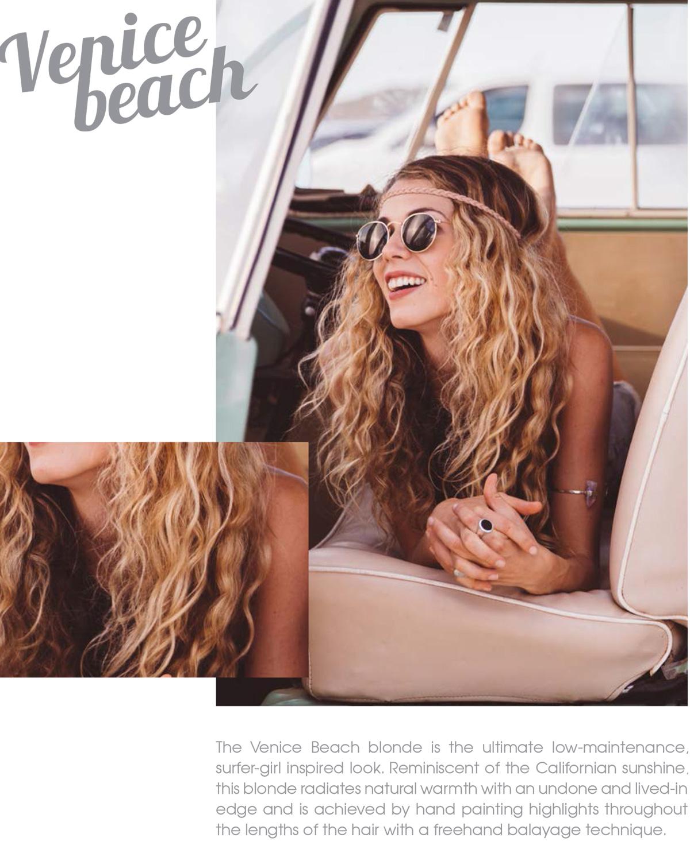 vacation blonde venice hair colour