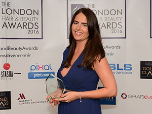 daniel galvin hair extension award