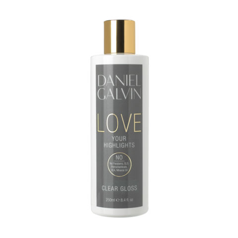 Daniel Galvin Love Your Highlights Clear Gloss