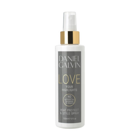 Daniel Galvin Love Highlights Heat Protect Style Spray