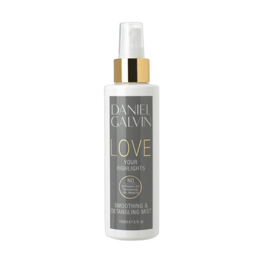 Daniel Galvin Love Your Highlights-Smoothing Detangling Mist