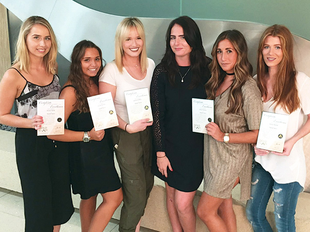 award winning hair extension team