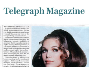 telegraph magazine love your do