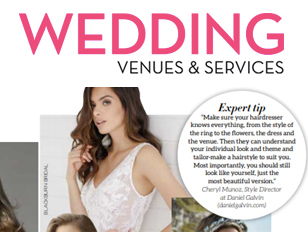 Wedding Venues Daniel Galvin