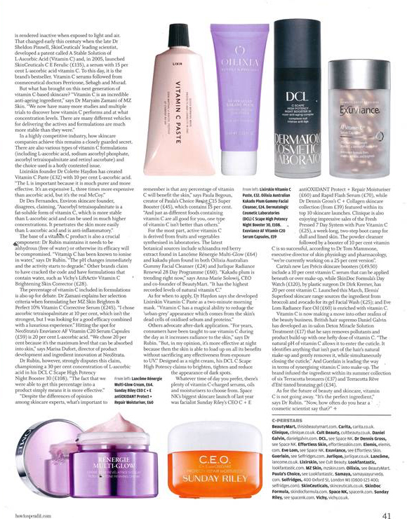 financial times detox miracle solution