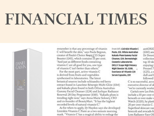 financial times miracle detox solution