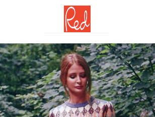 red magazine james galvin millie mackintosh featured