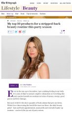 telegraph top 10 products-miracle detox daniel galvin