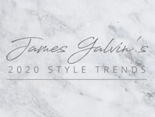 2020 hair trends James Galvin